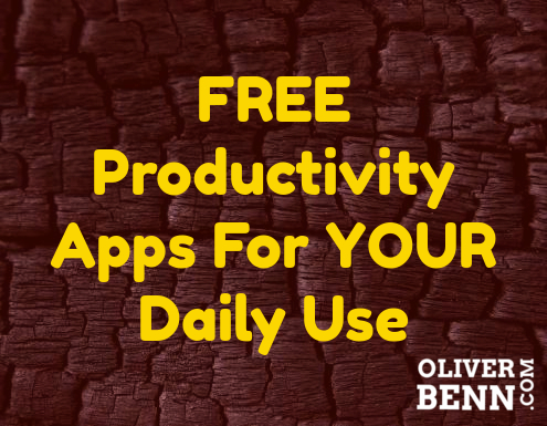 Free-Productivity-Apps-For-Your-Daily-Use